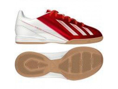 F10 IC Shoes - Messi, Red, White, Youth