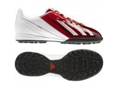 F10 TF Cleats - Messi, Red, White, Youth