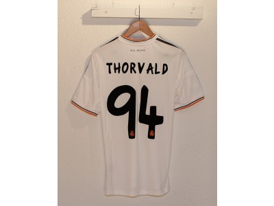 Real Madrid home jersey 2013/14 - Thorvald 94