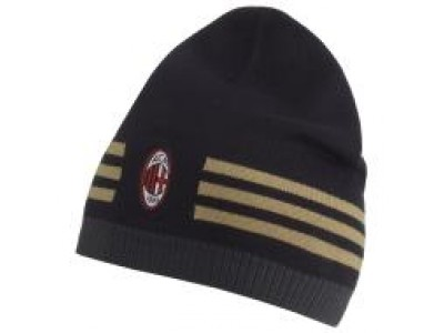 AC Milan Beanie Hat 2013/14 - 3-Stripe
