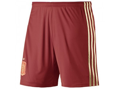 Spain Home Shorts 2014 World Cup - Youth