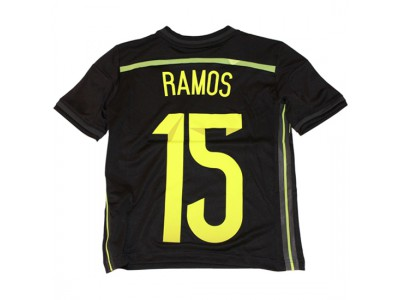 Spain away jersey 2014 - youth - Ramos 15