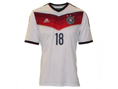 Germany home jersey 2014 - Kroos 18