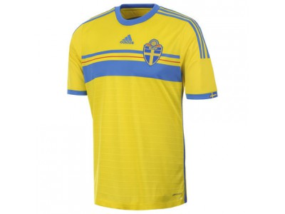 Sweden Home Jersey 2013/15 - Youth