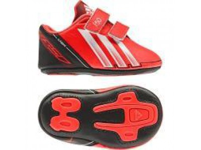 Adidas F10 IN Messi indoor shoes - crib - red
