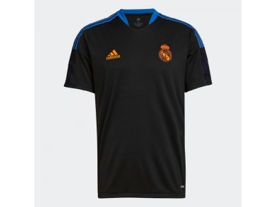 Real Madrid training jersey 2021/22 - black