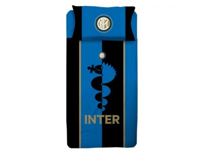 Inter FC duvet set - blue/black