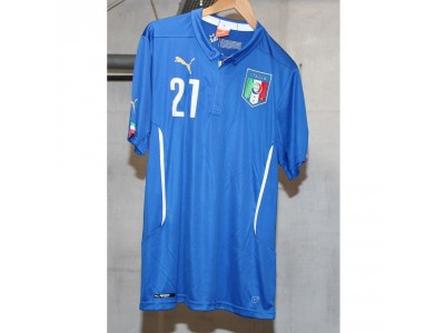 Italy home jersey 2014 - Pirlo 21