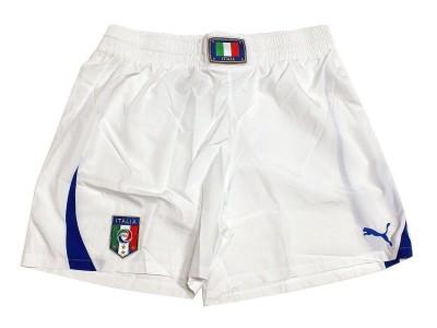 Italy home shorts 2010/12