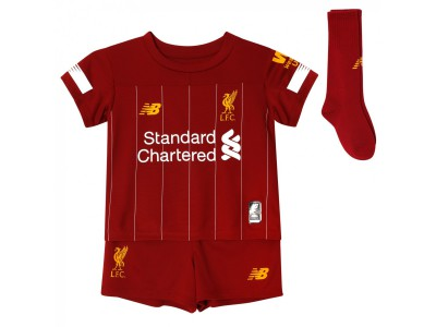 Liverpool home minikit 2019/20 - little boys