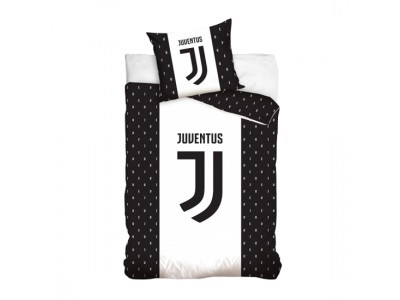 Juventus Duvet Set - black white