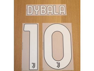 Juventus away print 2021/22 - DYBALA 10