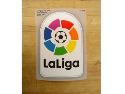 La Liga Sleeve Badge - players
