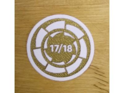 La Liga Chams 17/18 Sleeve Badge - adult