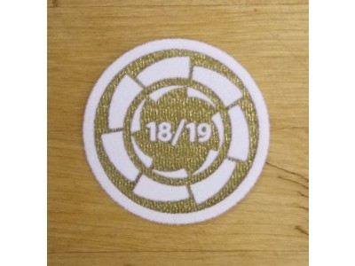 La Liga Chams 18/19 Sleeve Badge - adult
