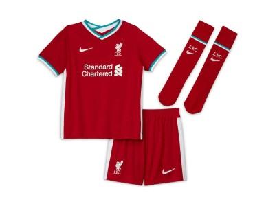 Liverpool home kit 2020/21 - little kids