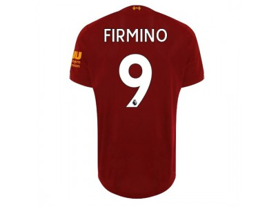 Liverpool home jersey 19/20 - Firmino 9