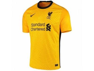 Liverpool Kids Away Goalkeeper Shirt 2020/21
