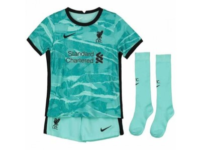 Liverpool Kids Away Kit 2020/21