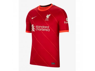 Liverpool home jersey 2021/22 - by Nike