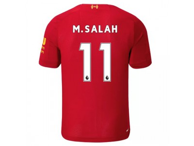 Liverpool home jersey 19/20 - youth - M. Salah 11