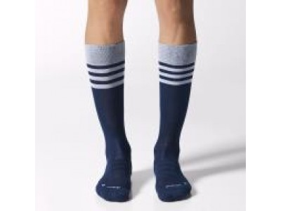 Adidas crew light weight socks - navy