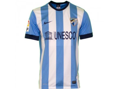 Malaga CF home jersey 13/14