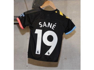 Manchester City away jersey 2019/20 - youth - Sane 19