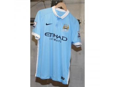 Manchester City home jersey 2015/16 - Kompany 4