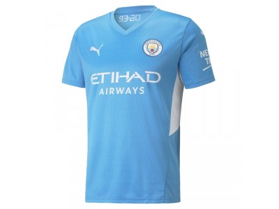 Manchester City home jersey 2021/22 - by Puma