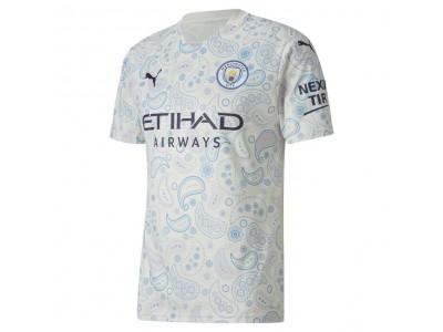 Manchester City third jersey 2020/21 - by Puma