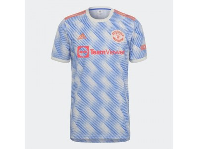 Manchester United away jersey 2021/22 - by Adidas