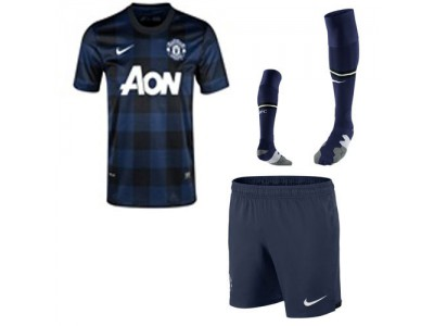 Manchester United away kit 2013/14 - youth