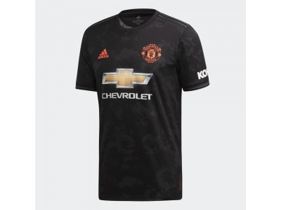 Manchester United third jersey 2019/20 - by adidas