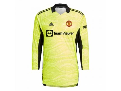 Manchester United goalie jersey 2021/22 - by Adidas