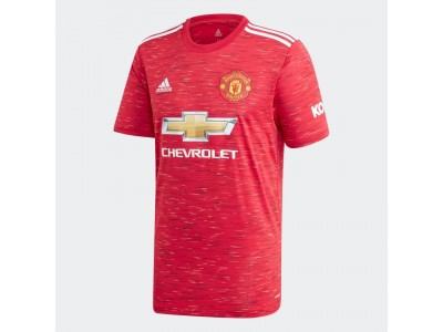 Manchester United home jersey 2020/21 - youth - by Adidas