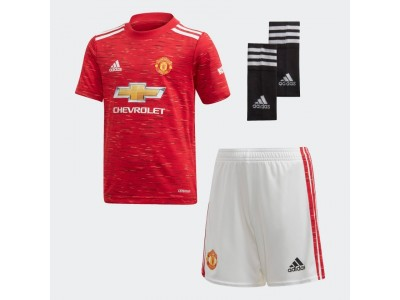 Manchester United home kit 2020/21 - little boys