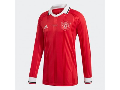 Manchester United icons retro jersey - red