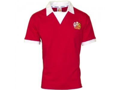 Manchester United retro jersey 1970s