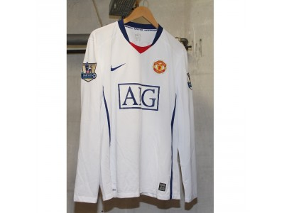 Manchester United away jersey 2008/09 - Fly 2