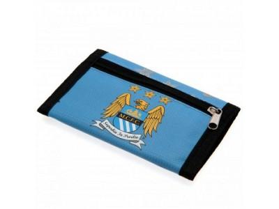 Manchester City wallet - classic logo