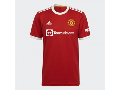 Manchester United home jersey 2021/22 - by Adidas