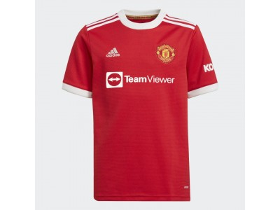 Manchester United home jersey 2021/22 - youth - by Adidas