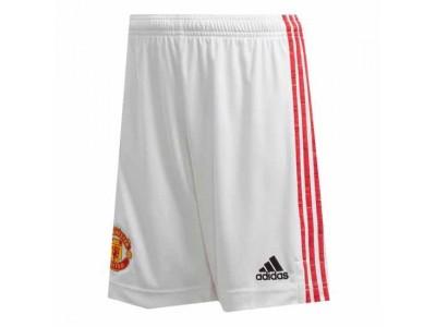Manchester United Kids Home Shorts 2020/21