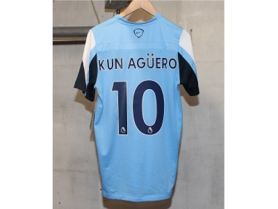 Manchester City training top 2013/14 - El Kun 10