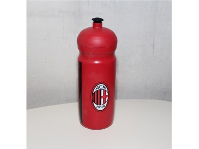 AC Milan water bottle - red