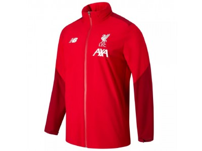 Liverpool storm jacket - red