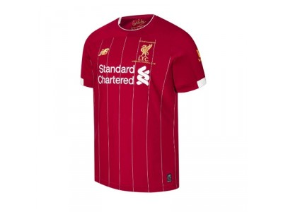 Liverpool home jersey 2019/20 - Champions 19/20
