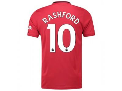 Manchester United Home Jersey 19/20 - Rashford 10