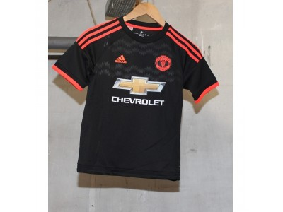 Manchester United 3rd jersey 15/16 boys - Memphis 7